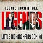 Little Richard Iconic Rock 'n Roll Legends