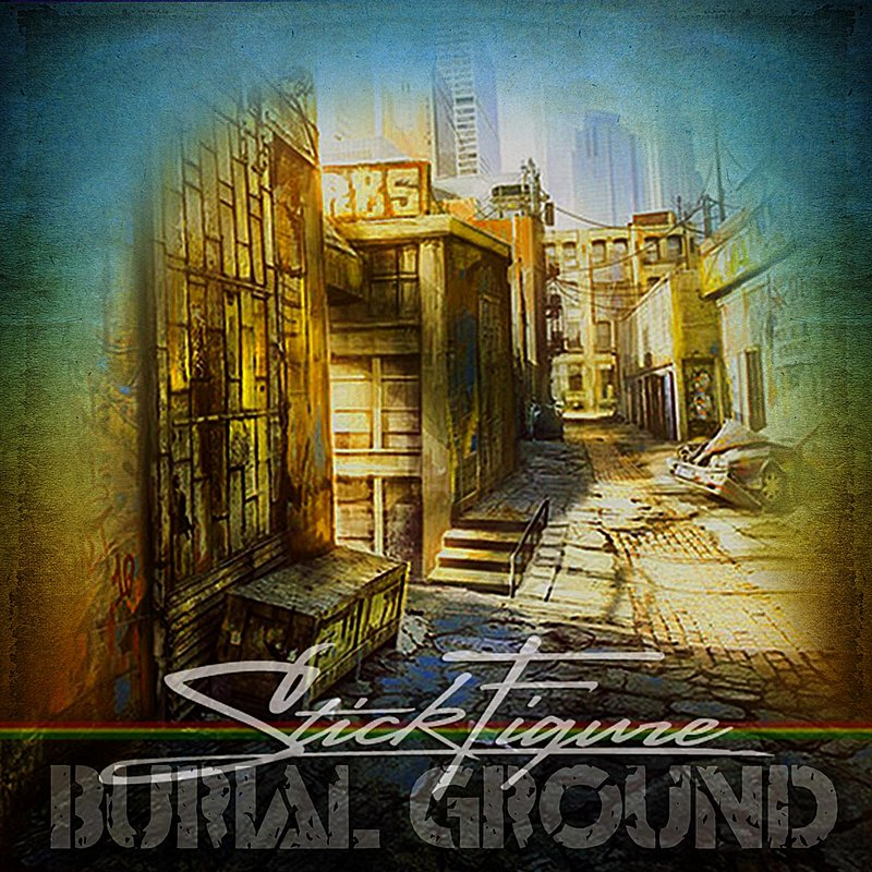 Cover Art: Burial Ground