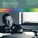 Arthur Grumiaux Arthur Grumiaux - Historic Philips Recordings 1953-1962 (5 Cds)