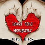 Justin Black Heart Sold Separately