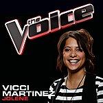 Vicci Martinez Jolene (The Voice Performance)
