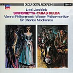 Wiener Philharmoniker Janacek: Sinfonietta; Taras Bulba (Cd 31 Of 50)