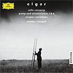 Mischa Maisky Elgar: Cello Concerto Op.85 · Enigma Variations · Pomp And Circumstance 1 & 4