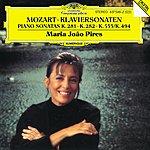 Maria João Pires Mozart: Piano Sonatas K.281, K.282, K.533/494