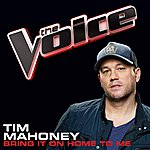 Tim Mahoney Bring It On Home To Me (The Voice Performance)