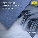 Russian National Orchestra Beethoven: Symphonies Nos.2 & 4