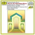 """Gundula Janowitz Mozart: Missa Solemnis K.139 """"Waisenhaus-Messe"""""""