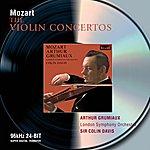 Arthur Grumiaux Mozart: Violin Concertos (2 Cds)