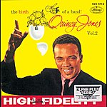 Quincy Jones The Birth Of A Band Vol.2