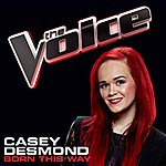 Casey Desmond Born This Way (The Voice Performance)
