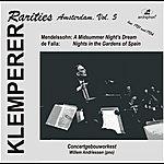 Otto Klemperer Klemperer Rarities: Amsterdam, Vol. 5 (1951)
