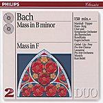 Chor Des Bayerischen Rundfunks Bach, J.S.: Mass In B Minor/Missa Brevis In F (2 Cds)