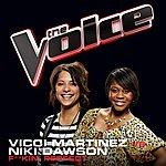 Vicci Martinez F**kin' Perfect (The Voice Performance)