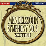 Alfred Scholz Mendelssohn: Symphony No. 3 'scottish'