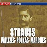Carl Michalski Great Strauss Waltzes, Polkas & Marches: Carl Michalski & The Viennese Folk Opera Orchestra