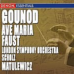 Alfred Scholz Gounod: Faust - Ave Maria