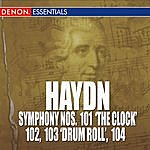 Moscow Chamber Orchestra Haydn: Symphony Nos. 101 'the Clock', 102, 103 'drum Roll' & 104