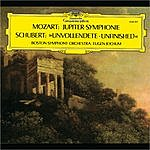 Boston Symphony Orchestra Mozart: Symphonie Nr. 41 C-Dur Kv 551, Schubert: Symphonie Nr. 8 H-Moll, D. 759 (Edited Version)