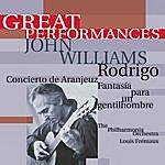 John Williams John Williams Plays Rodrigo