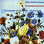 Nils-Erik Sparf Roman: Drottningholmsmusiken / The Royal Wedding Music Of Drottningholm