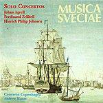 Andrew Manze Agrell, Zellbell, Johnsen: Solo Concertos
