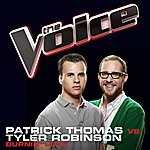 Patrick Thomas Burnin' Love (The Voice Performance)