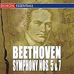 Anton Nanut Beethoven: Symphony Nos. 5 & 7