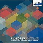 "Alexander Lazarev Prokofiev Symphony No.5, Ballet Music ""Romeo And Juliet"""