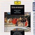 Tamás Vásáry Stravinsky: Pétrouchka; Apollon Musagète; Circus Polka For A Young Elephant