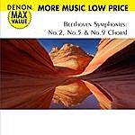 Hans Vonk Beethoven: Symphonies No. 2, 5 & 9
