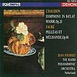 Netherlands Radio Philharmonic Chausson: Symphony & Faure: Pelleas Et Melisande