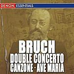 Alfred Scholz Bruch: Double Concerto, Op. 88 - Canzone For Cello & Orchestra, Op. 55 - Ave Maria, Op. 61