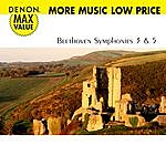 Staatskapelle Berlin Denon Max Value. Beethoven: Symphonies No. 3 & 5