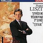 """Michel Dalberto Franz Liszt: Années De Pélerinage 2e Année """"L'italie"""""""