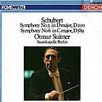 Staatskapelle Berlin Franz Schubert: Symphony No. 3 & No. 6