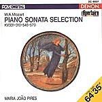 Maria João Pires Mozart: Piano Sonata Selection