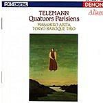 Christophe Rousset Telemann: Quatuors Parisiens
