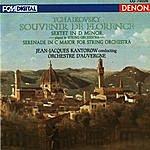 Orchestre D'auvergne Tchaikovsky: Souvenir De Florence & Serenade In C Major