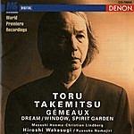 Hiroshi Wakasugi Takemitsu: Orchestral Works II
