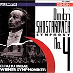 Eliahu Inbal Shostakovich: Symphony No. 4