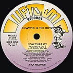 Heavy D Now That We Found Love (Remixes)