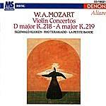La Petite Bande Wolfgang Amadeus Mozart: Concerto In A Major - Concerto In D Major