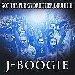 J Boogie Got The Funka Drummer Drummin