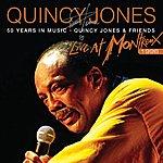 Quincy Jones 50 Years In Music: Quincy Jones & Friends (Live At Montreux Jazz Festival, Switzerland/1996)