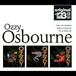 Ozzy Osbourne Diary Of A Madman / Bark At The Moon / The Ultimate Sin
