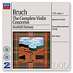 Salvatore Accardo Bruch: The Complete Violin Concertos (2 Cds)