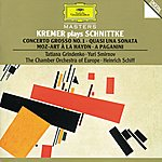 Chamber Orchestra Of Europe Schnittke: Concerto Grosso No.1; Quasi Una Sonata; Moz-Art À La Haydn