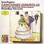 Teresa Berganza Various: Canciones Españolas (2 Cds)