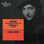 Clara Haskil Mozart: Piano Concerto No.20 K.466 / Scarlatti, D.: 11 Sonatas