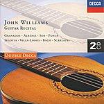 John Williams John Williams Guitar Recital (2 Cds)
